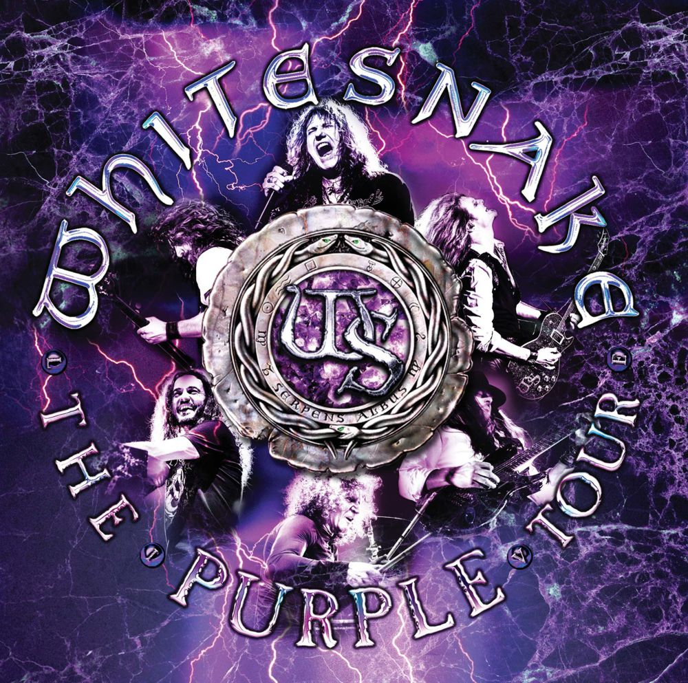 Whitesnake – The Purple Tour (CD + Blu-Ray) аксессуар bbb bfd 13r mtb protector черный