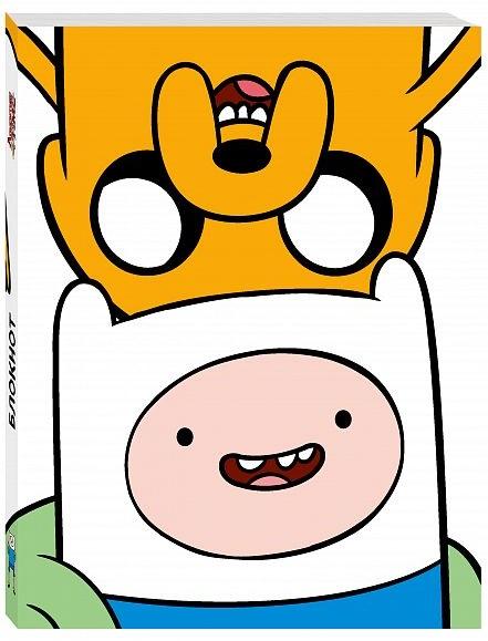 Блокнот Adventure Time: Джейк и Финн фото