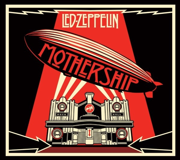 Led Zeppelin – Mothership (2 CD) стоимость