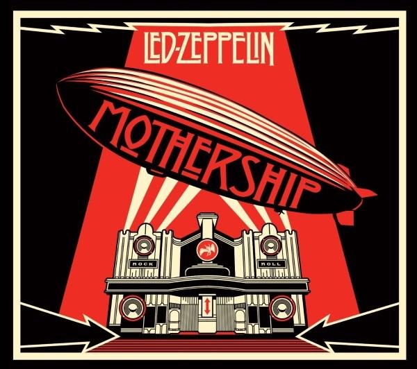 Led Zeppelin – Mothership (2 CD)Mothership – компиляция лучших треков группы Led Zeppelin на двух-компакт дисках с использованием новых ремастерованных версий 2014/2015.<br>