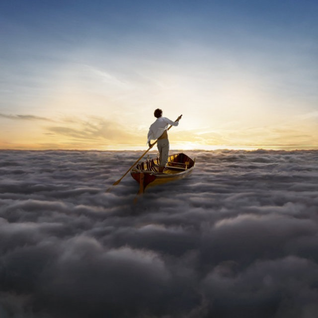 Pink Floyd – The Endless River (CD + Blu-ray) nightwish endless forms most beautiful 2 cd