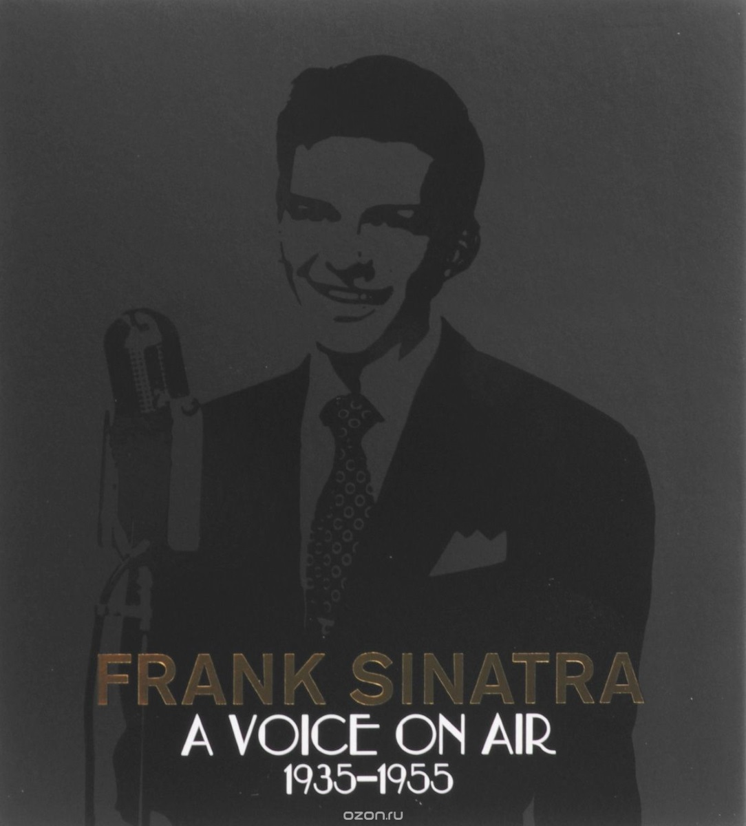 Frank Sinatra – A Voice On Air 1935–1955 (4 CD) frank sinatra best of duets cd