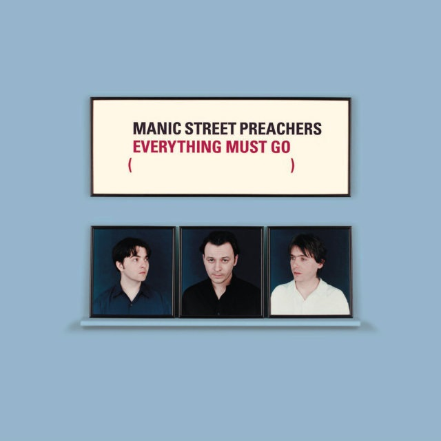 Manic Street Preachers – Everything Must Go (LP + 2 CD + 2 DVD) manic street preachers manic street preachers the profile 2 cd