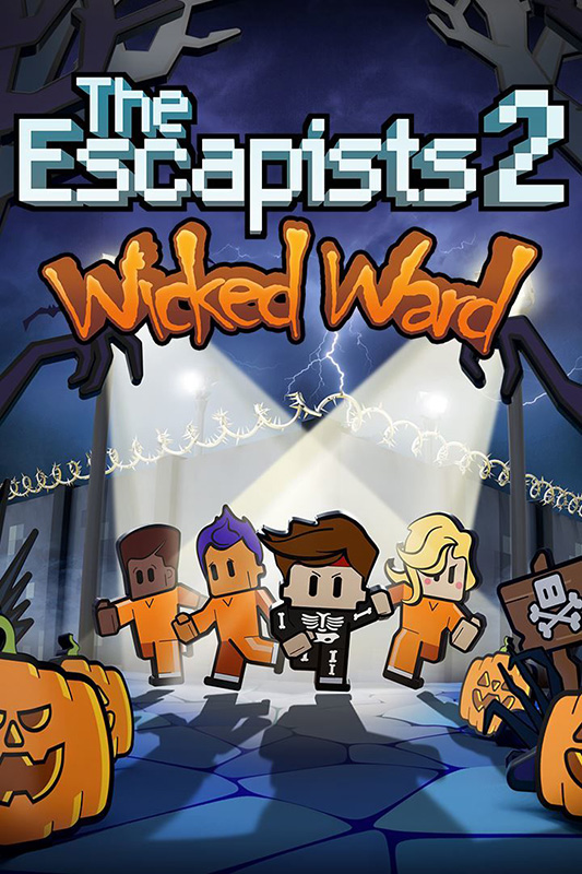 The Escapists 2. Wicked Ward. Дополнение (Цифровая версия) vicky ward the liar s ball