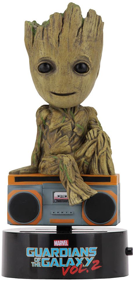 Фигурка Guardians Of The Galaxy 2: Groot на солнечной батарее (15 см) guardians team up vol 2