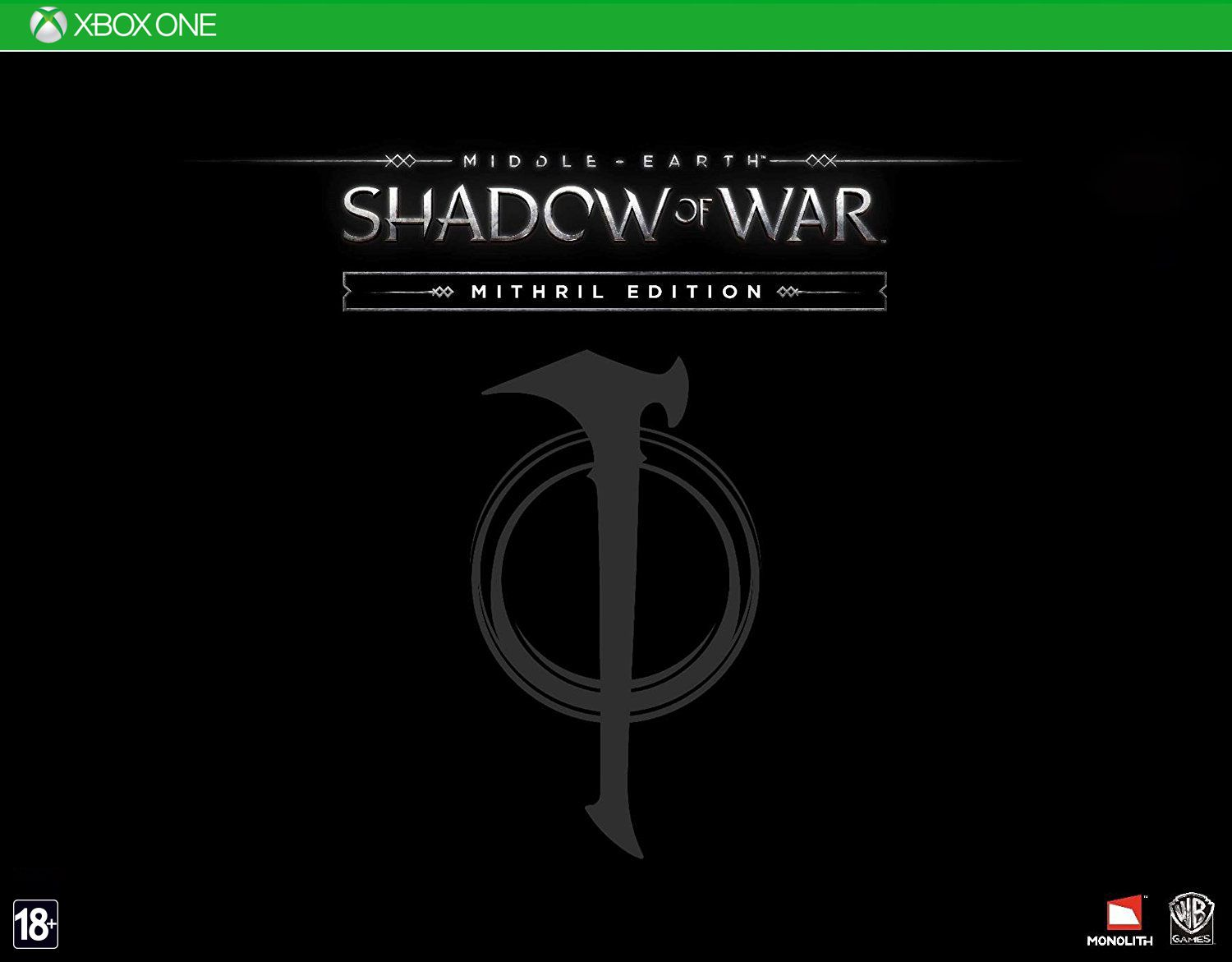 Средиземье: Тени войны (Middle-earth: Shadow of War). Mithrill Edition [Xbox One]
