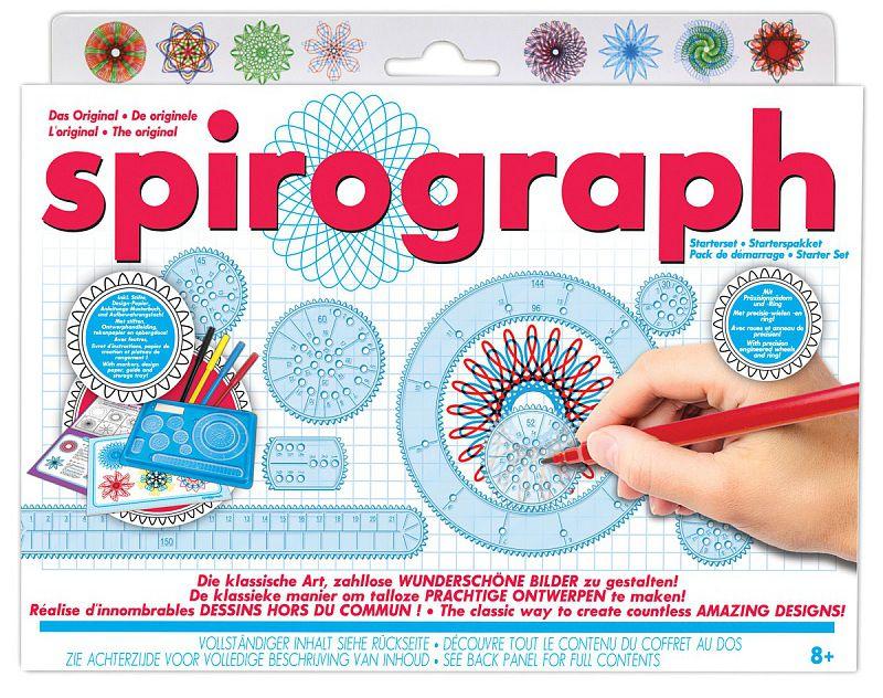 Спирограф (Spirograph): Starter Set