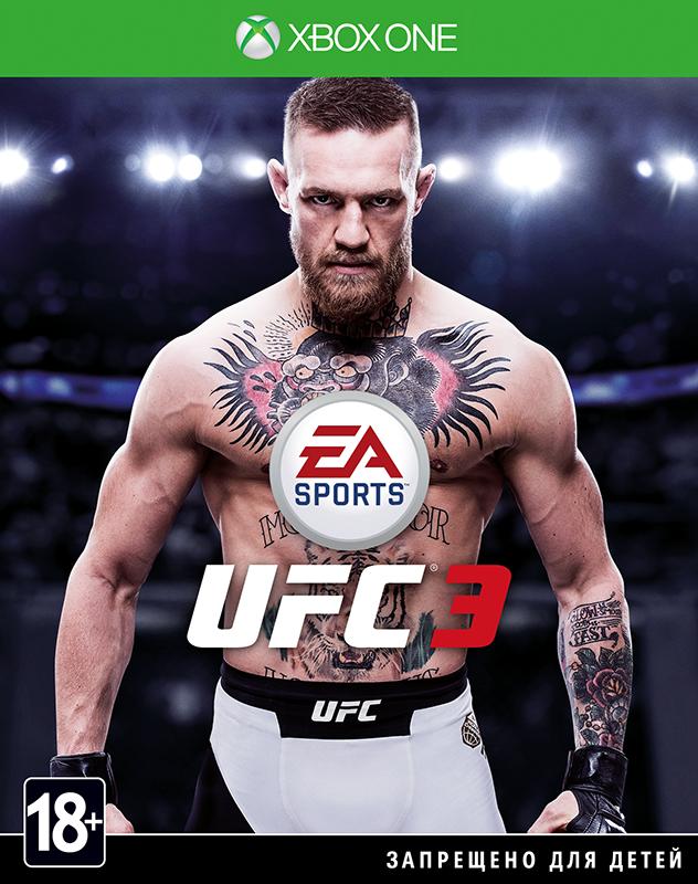 UFC 3 [Xbox One] контратака лучшая защита нападение