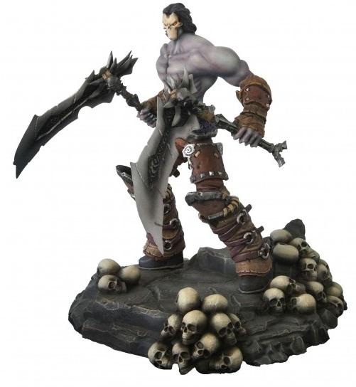 Статуя Darksiders 2: Death (26 см) earth 2 society vol 4 life after death