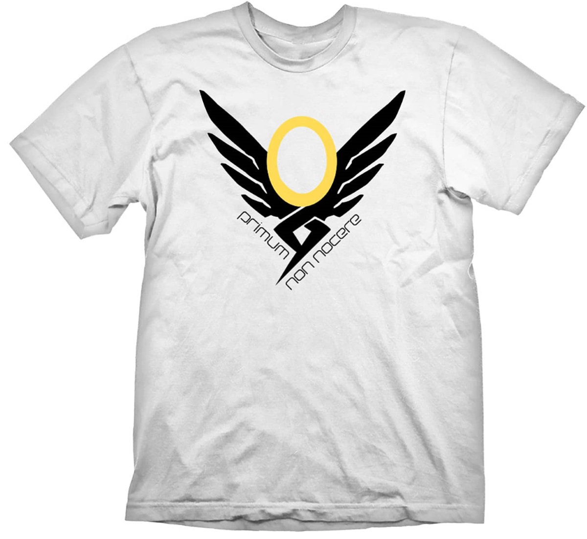 Футболка Overwatch: Mercy (белая) операция валькирия