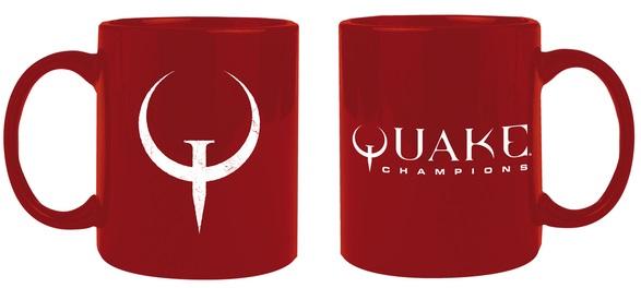 Кружка Quake Champions: LogoКружка Horizon Zero Dawn создана по мотивам сетевого многопользовательского шутера от первого лица.<br>
