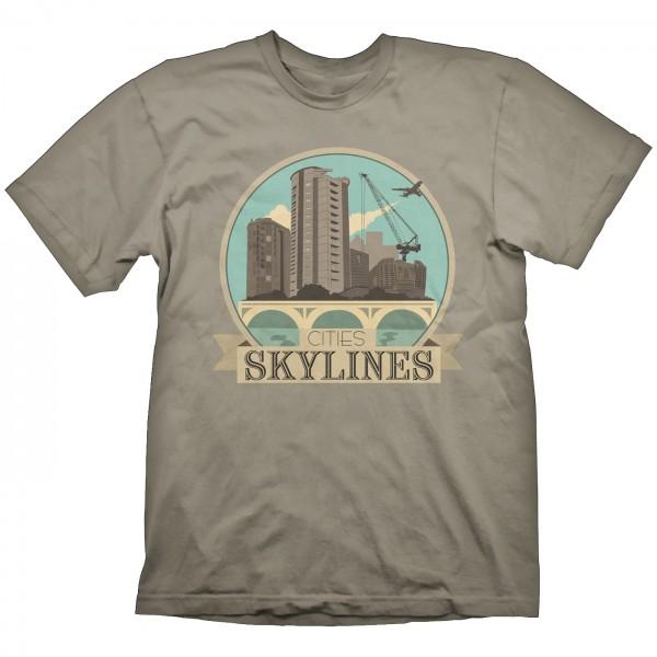 Футболка Cities Skylines: New Cover (серая) (L)Станьте мэром и покажите свои управленческие навыки в стильной футболке Cities Skylines: New Cover размера L, на которой изображена обложка игры.<br>