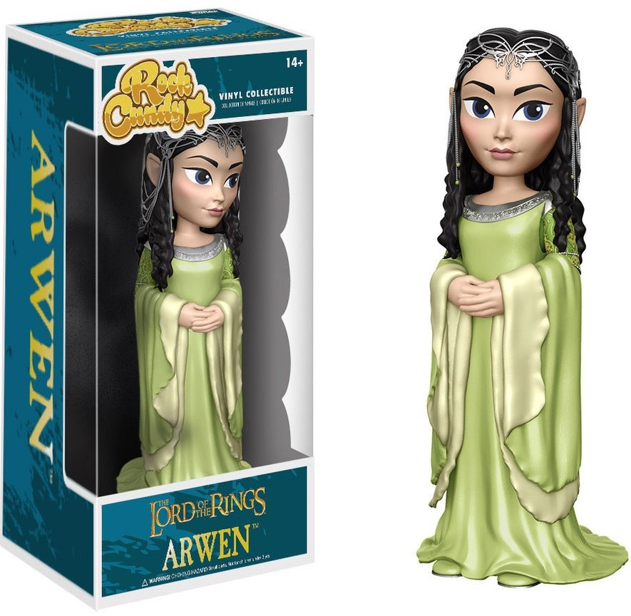 Фигурка Rock Candy The Lord of the Rings: Arwen (12,5 см) the dome of the rock