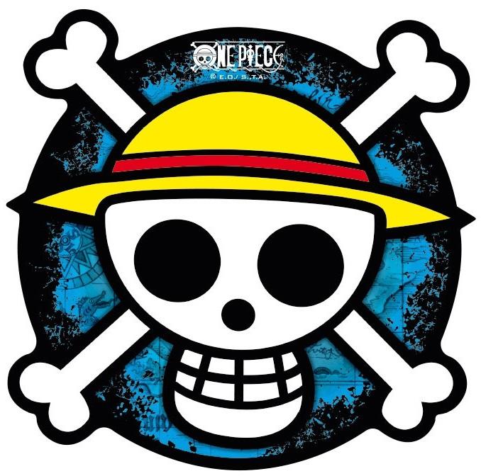 Коврик для мыши One Piece: SkullКоврик для мыши One Piece: Skull по мотивам аниме One Piece, вырезанный в форме самого известного пиратского черепа.<br>
