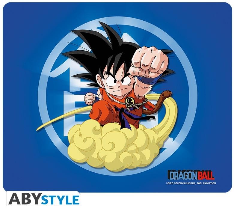 Коврик для мыши Dragon Ball: Son Goku Magic CloudНа коврике для мыши Dragon Ball: Son Goku Magic Cloud по мотивам манги, созданной Акирой Ториямой, изображен главный герой вселенной Жемчуг дракона – Гоку.<br>