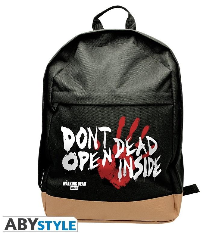 Рюкзак The Walking Dead: Dead InsideРюкзак The Walking Dead: Dead Inside создан по мотивам американского постапокалиптического телесериала, основанного на одноименной серии комиксов Роберта Киркмана, Тони Мура и Чарли Адларда.<br>