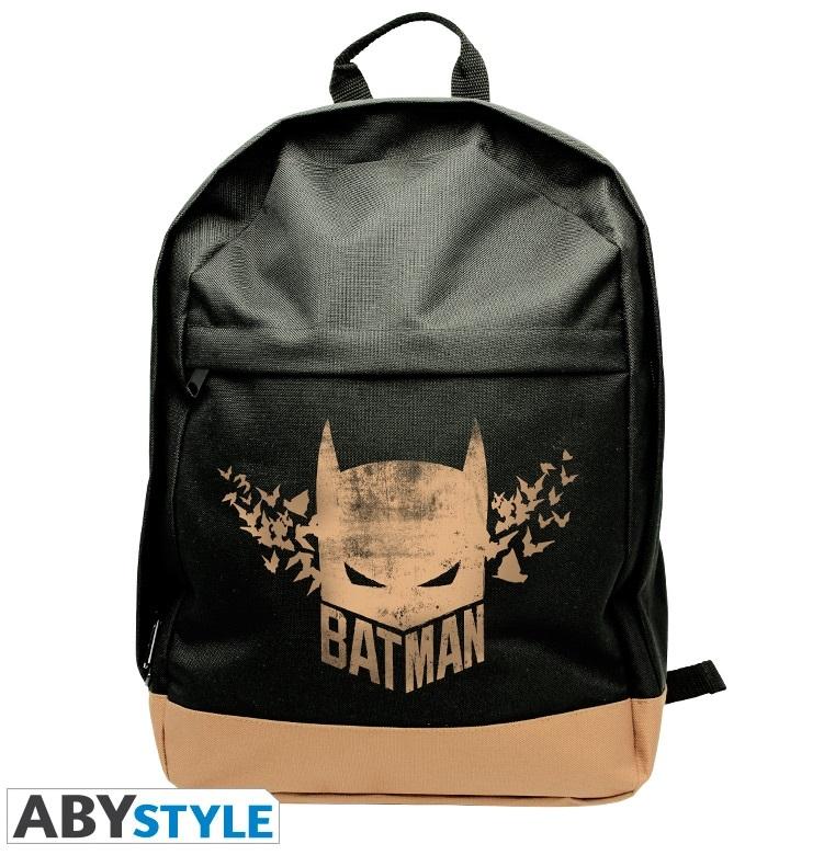 Рюкзак DC Comics: BatmanРюкзак DC Comics: Batman, на котором изображен один из самых популярных супергероев – Бэтмена, создан по мотивам вселенной DC.<br>