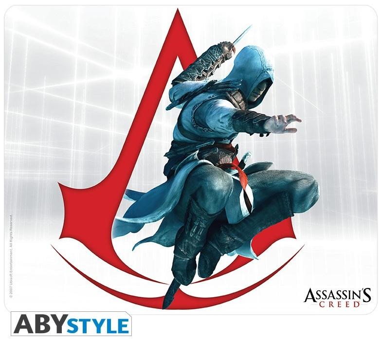 Коврик для мыши Assassins Creed: AltairКоврик для мыши Assassins Creed: Altair создан по мотивам игры Assassins Creed, на нем изображен логотип игры и ассасин.<br>