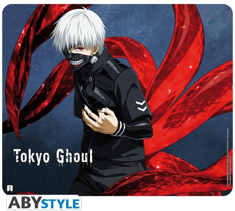 Коврик для мыши Tokyo Ghoul: Ken Kaneki fashion men women boy girls japan anime tokyo ghoul kaneki ken book bag white gray color mixed backpack mochila student travel