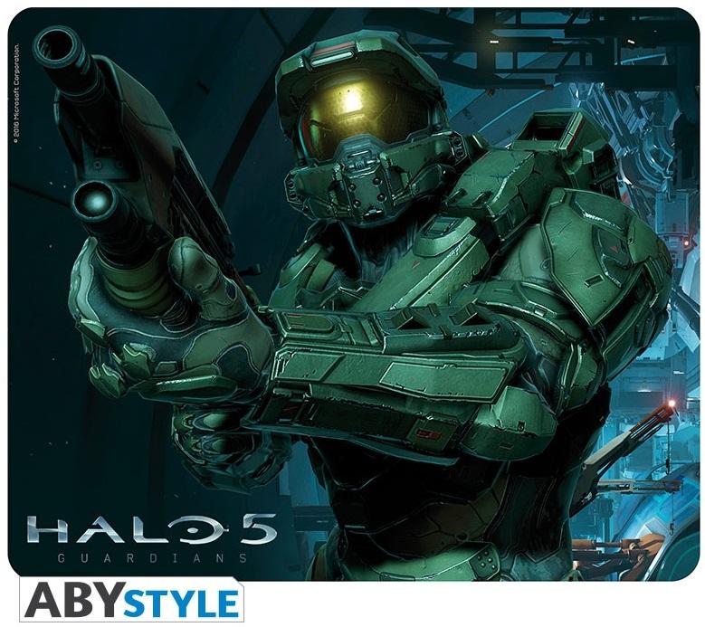 Коврик для мыши Halo: Master Chief ActionНа коврике для мыши Halo: Master Chief Action по мотивам научно-фантастической видеоигры Halo изображен герой вселенной – Спартанец-117.<br>