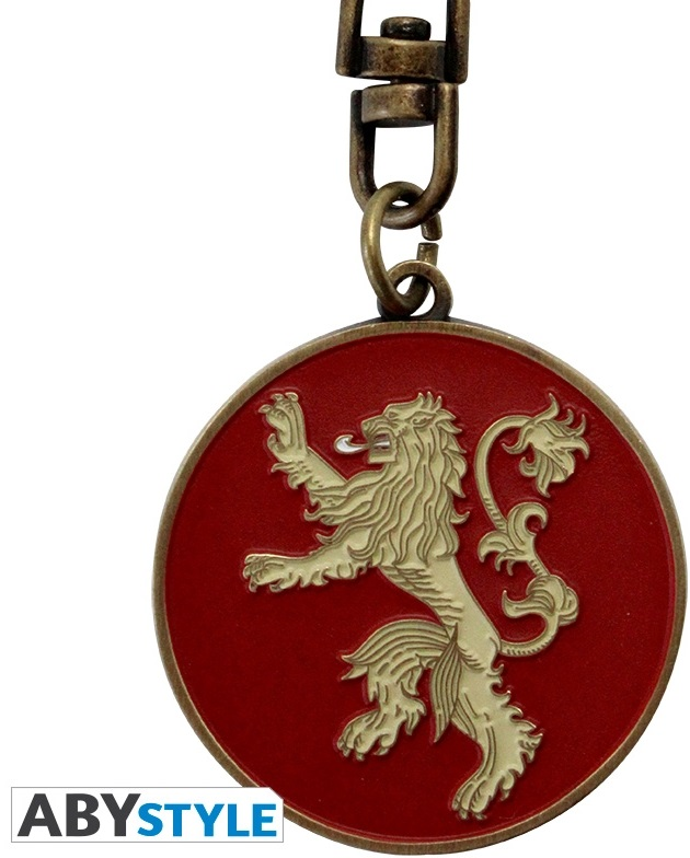 Брелок Game Of Thrones: Lannister full hunter game of thrones pocket watch lion house lannister necklace quartz bronze cool men womens gift