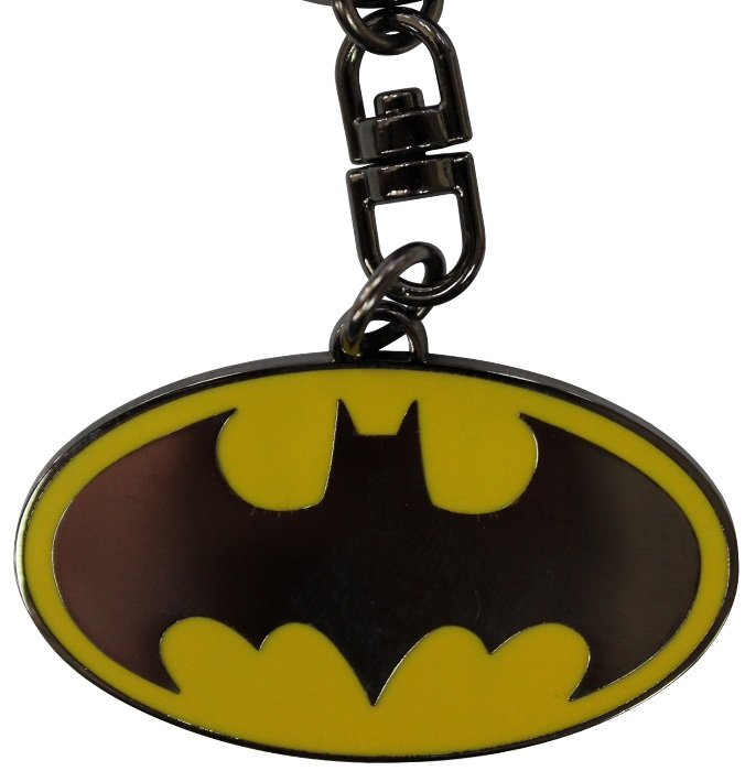 Брелок DC Comics: Batman LogoБрелок DC Comics: Batman Logo создан по мотивам вселенной DC Comics и выполнен в виде логотипа одного из самых известных супергероев – Бэтмена.<br>