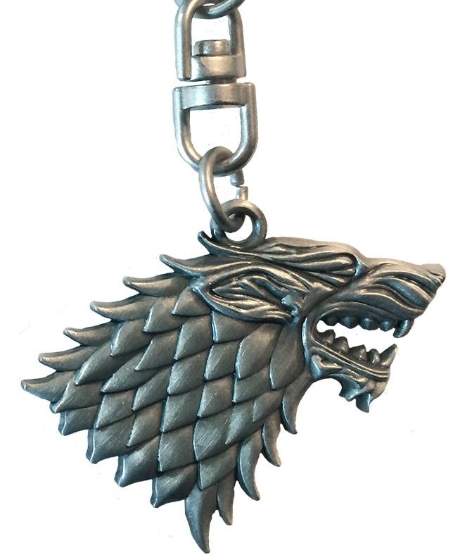 Брелок Game Of Thrones: 3D StarkБрелок Game Of Thrones: 3D Stark по мотивам американского драматического телесериала, основанного на цикле романов «Песнь Льда и Огня» Джорджа Р. Р. Мартина.<br>