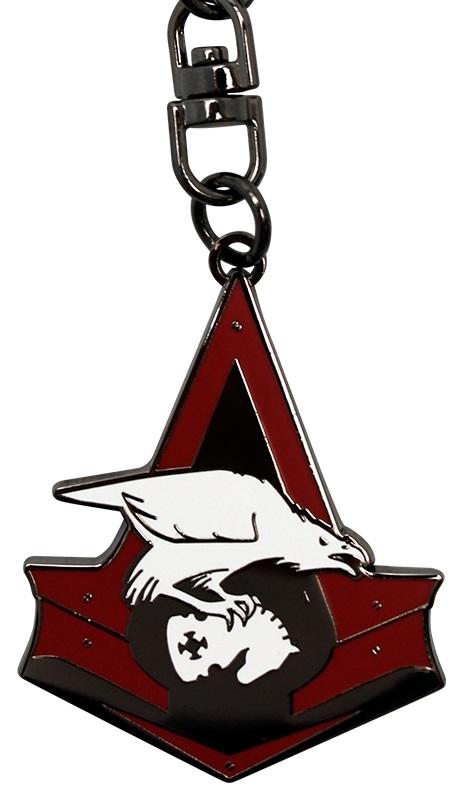 Брелок Assassins Creed: Syndicate BirdБрелок Assassins Creed: Syndicate Bird создан по мотивам игры Assassins. На нем изображен символ ассасинов и грач, указывающий на принадлежность к клану Джейкоба Фрая.<br>