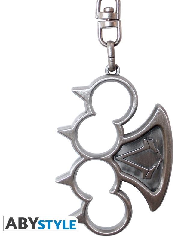 Брелок Assassins Creed: 3D SyndicateБрелок Assassins Creed: 3D Syndicate создан по мотивам игры Assassins. Возьмите свое оружие и защитите Лондон от тамплиеров.<br>