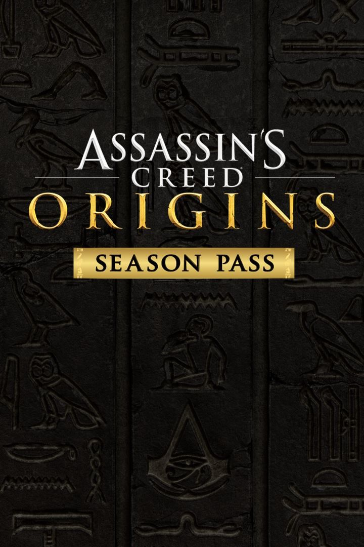 Assassin's Creed: Истоки. Season Pass (Цифровая версия)