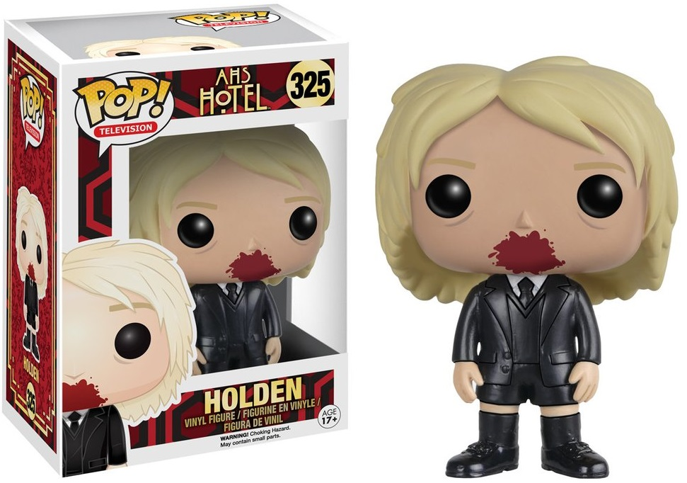 Фигурка Funko POP Television American Horror Story Hotel: Holden (9,5 см) фигурка funko pop television arrow speedy 9 5 см