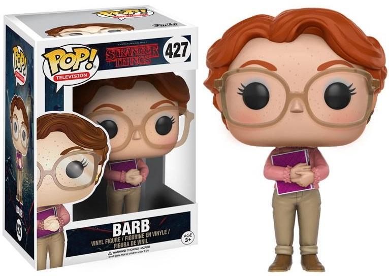 Фигурка Funko POP Television Stranger Things: Barb (9,5 см)Фигурка Funko POP Television Stranger Things: Barb создана по мотивам американского научно-фантастического сериала, созданного братьями Даффер.<br>