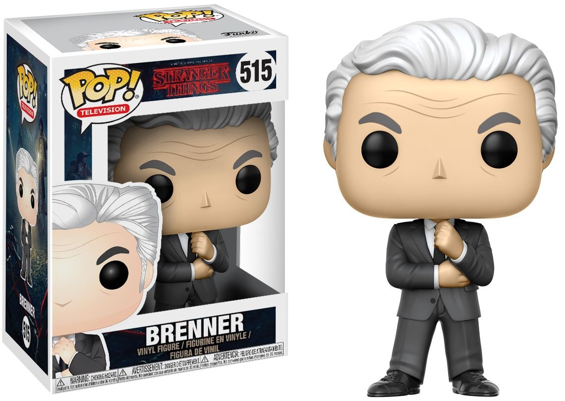 Фигурка Funko POP Television Stranger Things: Brenner (9,5 см) brenner muslim identity