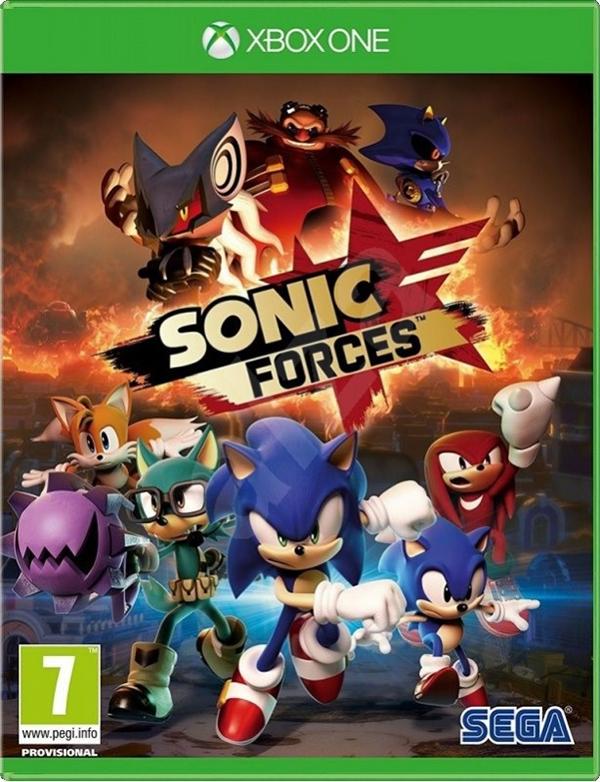 Sonic Forces [Xbox One]В игре Sonic Forces, злой гений доктор Роботник, прибегнув к помощи нового загадочного злодея по имени Вечность, покорил уже почти весь мир. Теперь ваша задача – помочь Сонику создать собственную армию, побороть хаос и спасти мир.<br>