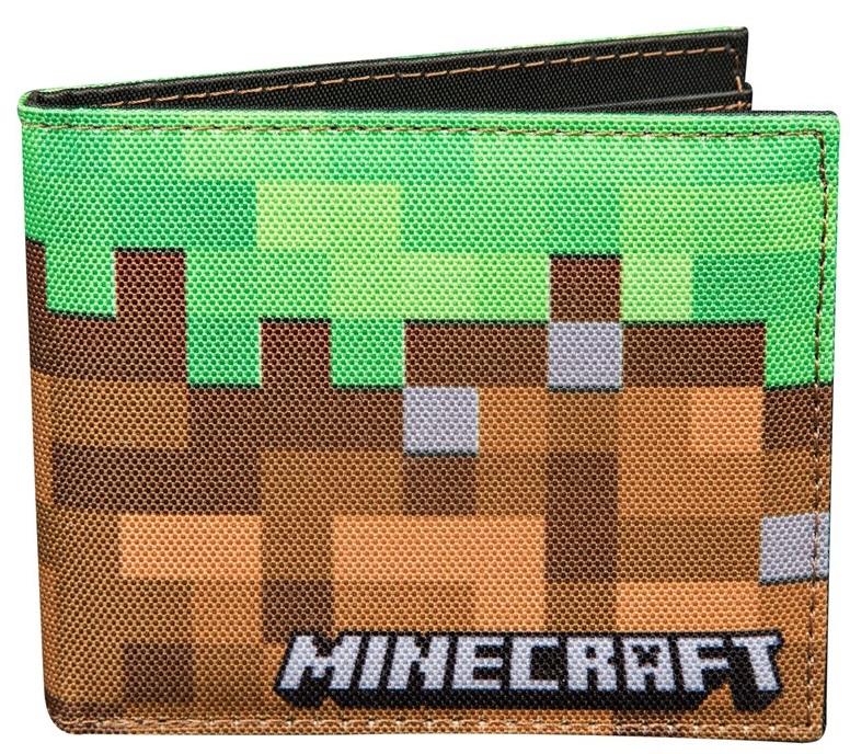 Кошелек Minecraft: Creeper Bi-FoldКошелек Minecraft: Creeper Bi-Fold создан по мотивам компьютерной игры с видом от первого лица Майнкрафт.<br>