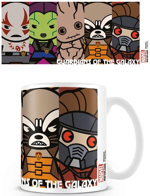 Кружка Guardians Of The Galaxy: Kawaii Groot MulticolorКружка Guardians Of The Galaxy: Kawaii Groot Multicolor создана по мотивам американского художественного фильма 2014 года «Стражи Галактики».<br>