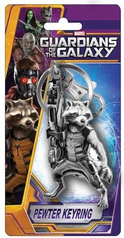 Брелок Guardians Of The Galaxy: Mixtape Rocket Raccoon FigureБрелок Guardians Of The Galaxy: Mixtape Rocket Raccoon Figure создан по мотивам американского художественного фильма 2014 года «Стражи Галактики».<br>