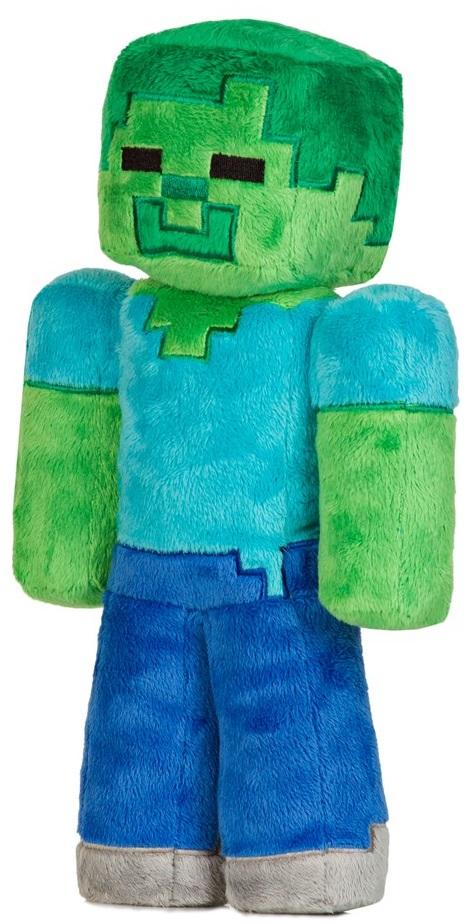 Мягкая игрушка Minecraft: Zombie (30 см)