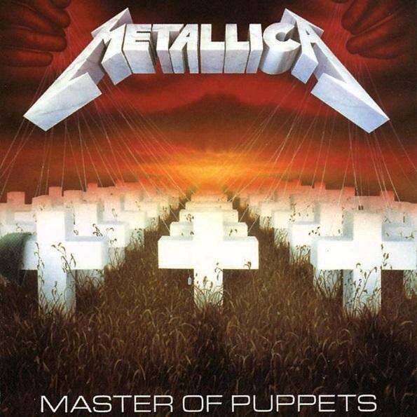 Metallica – Master Of Puppets....