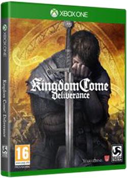 Kingdom Come: Deliverance. Steelbook Edition [Xbox One]Ролевая игра от первого лица в открытом мире, действие которой происходит в Европе XV века. Закажите игру Kingdom Come: Deliverance до 17:00 часов 9 февраля и получите 200 дополнительных бонусов на вашу карту.<br>