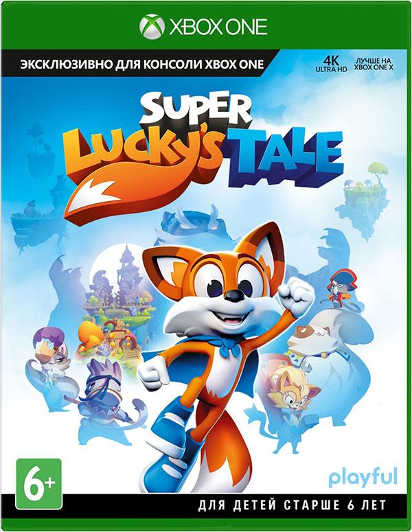 Super Luckys Tale [Xbox One]Да здравствуют приключения! Super Luckys Tale &amp;ndash; весёлая и увлекательная платформенная аркада для игроков всех возрастов.<br>