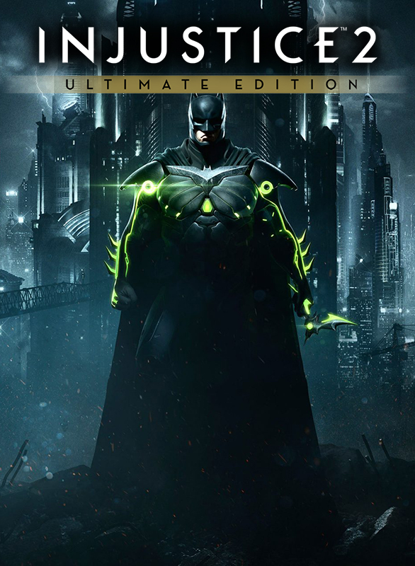 Injustice 2. Ultimate Edition [PC, Цифровая версия] (Цифровая версия) cukyi 2 slices bread toaster household automatic toaster breakfast spit driver breakfast machine