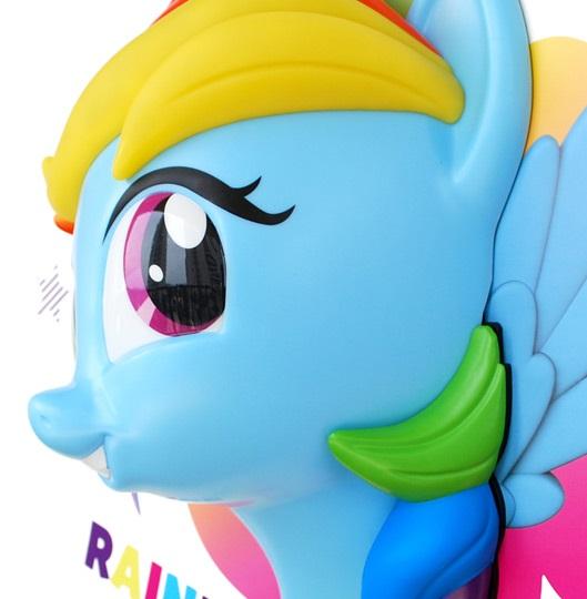 3D-Светильник My Little Pony: Rainbow Dash майка классическая printio my little pony rainbow dash