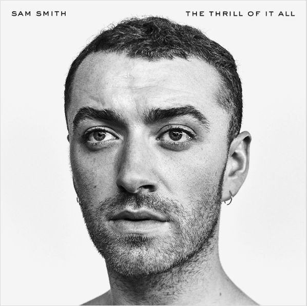 Sam Smith – The Thrill Of It All (CD) кристофер хогвуд the academy of ancient music christopher hogwood the academy of ancient music beethoven the symphonies 5 cd