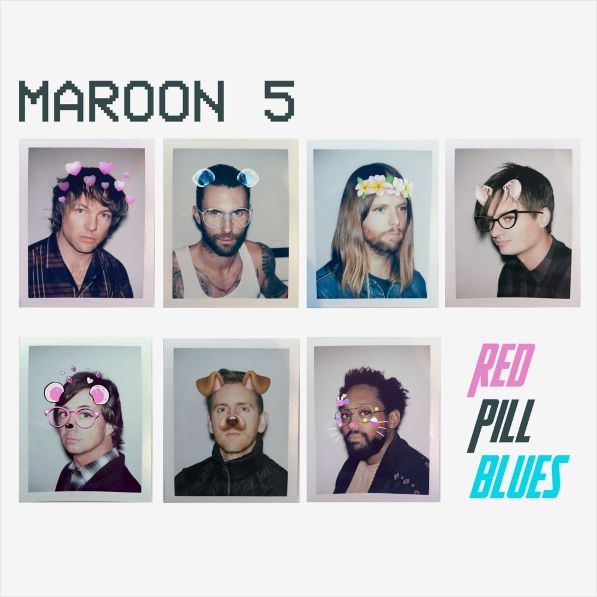 Maroon 5 – Red Pill Blues (CD)