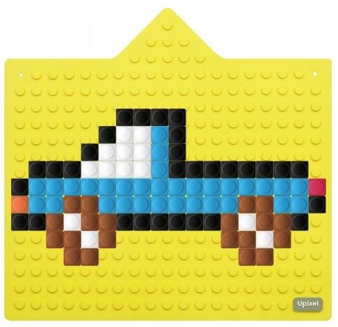 Интерактивная пиксельная панель Bright Kiddo WY-K001 (банановый желтый)