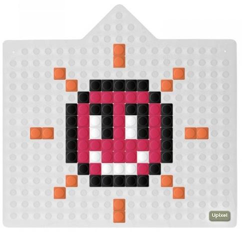Интерактивная пиксельная панель Bright Kiddo WY-K001 (кристальный прозрачный)