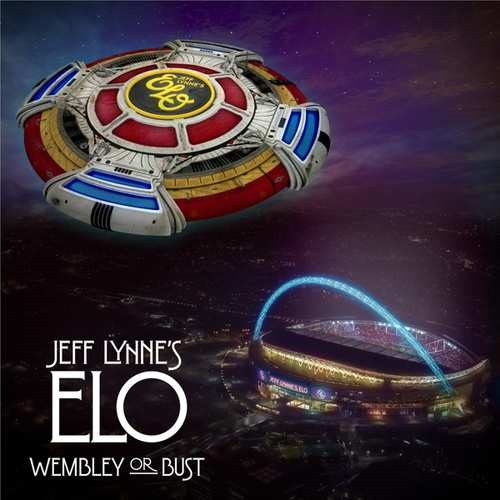 Jeff Lynne's ELO – Wembley Or Bust (3 LP) виниловая пластинка elo jeff lynnes elo alone in the universe