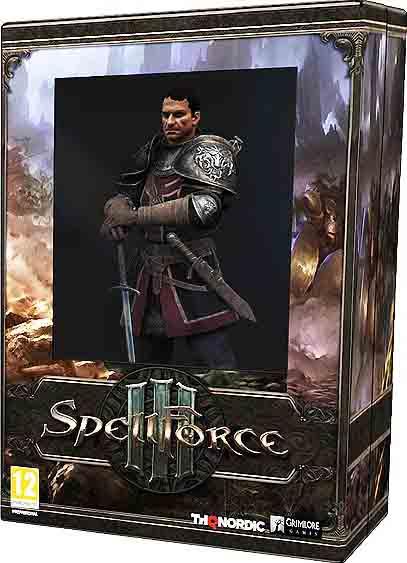 Spellforce 3. Коллекционное издание [PC]SpellForce 3 возвращается к корням саги SpellForce и соединяет жанры RTS и RPG уникальным способом – перенося все в действие в реальное время!<br>