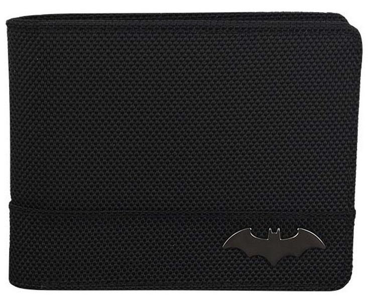 Кошелек BatmanКошелек Batman создан по мотивам вселенной DC Comics, на нем изображен логотип одного из самых известных супергероев – Бэтмена.<br>